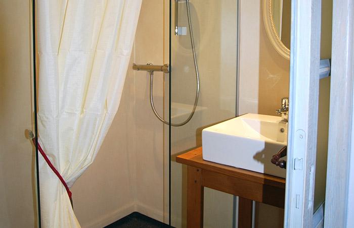 salle de bains - chambre Jeanne